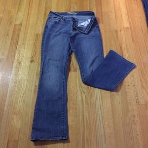 Old Navy jeans, Sweetheart style, 10